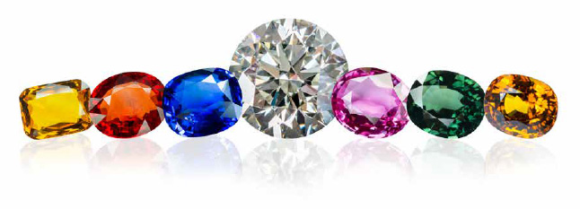 Diamond & Gem Set Image